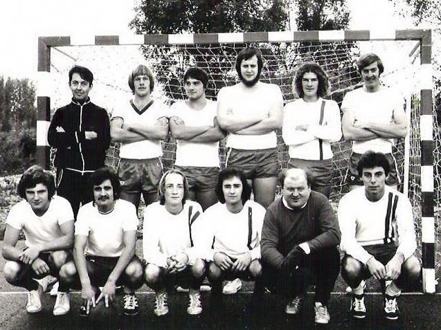 Les Séniors Masculins en 1970
