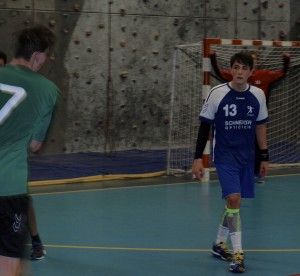 Florian Witz et les 18 ans masculins ont tout donné pour s'imposer face à Soultz.