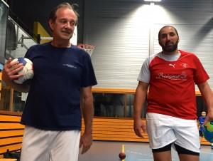 Alain LEIBEL fait son grand retour avec l'équipe 2 tandis que Saïd Guerin tentera avec ses coéquipiers de décrocher une victoire.