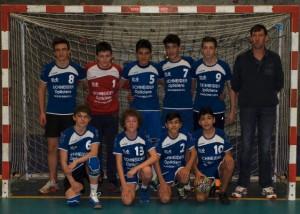 Les 15 ans de Wissembourg, une équipe dynamique.