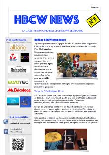 HBCW News n°3