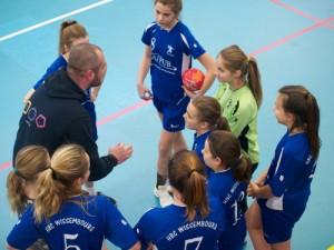 Arnaud Le Dû et les 13 ans féminines de Wissembourg ont aligné une sixième victoire consécutive.