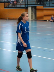 Laetitia Kolb et les 15 ans de Wissembourg sont allés gagner à Bischwiller.