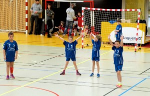 Les écoles de hand se retrouvent à Wissembourg ce dimanche.