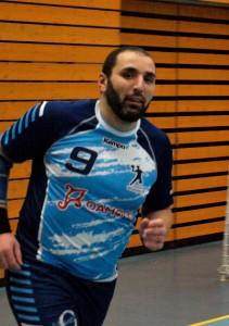 Saïd Guerin jouera son dernier match avec Wissembourg.