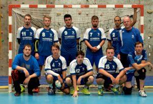 La nouvelle équipe 1 de Wissembourg s'est inclinée face à Hoenheim.