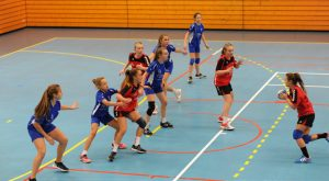 Les 15 ans féminines du HBC Wissembourg ont livré un beau match face aux Rouges de Seltz, mais n'ont pu constater leur supériorité.