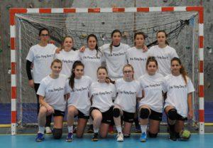 L'équipe féminine de Wissembourg a perdu à Hoenheim.